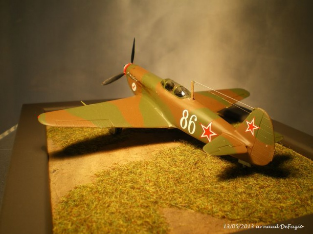 yak 9 d airfix 1/72 666641IMGP2861