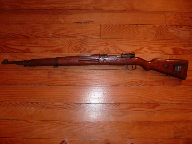 Mauser RADOM modèle 1937 667377WZ37B