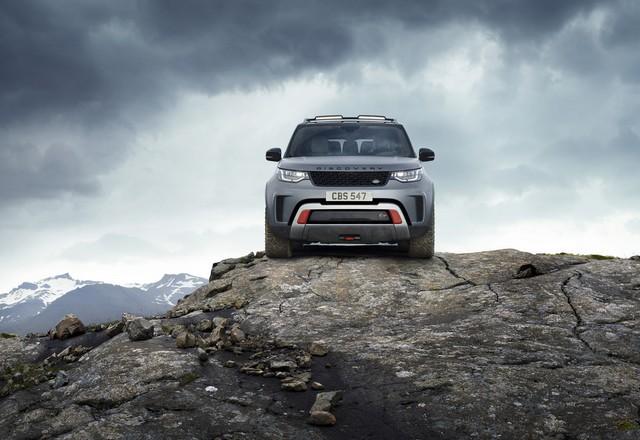 Nouveau Discovery SVX : Land Rover dévoile son champion tout-terrain au Salon de Francfort 667749l46219mysvx015glhd1