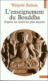 L'enseignement du Bouddha d''après les textes les plus anciens 667752walpolalivre