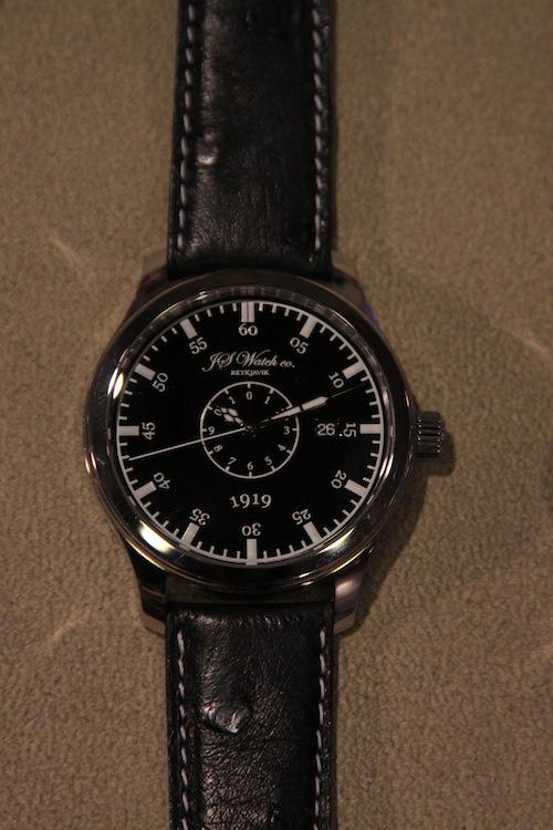J S Watch company REYKJAVIK 667898MG3492