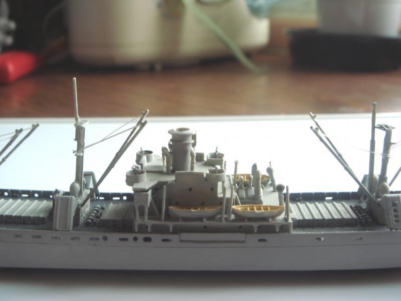 Le SS jeremiah o'brien liberty ship au 1/700 Trumpeter 668320liberty03