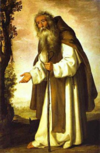 Saint Antoine, patron de la Légion 6683342441019710