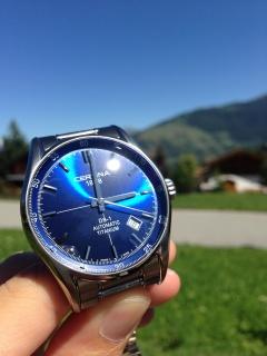 Retour de Suisse avec une montre -> Certina 669072IMG2395