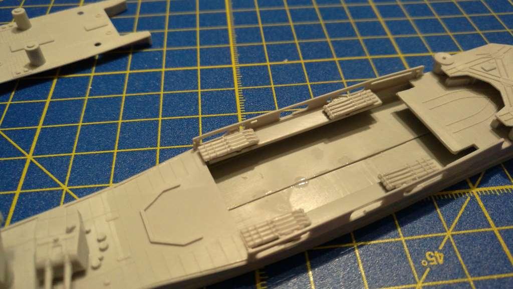 Croiseur TAKAO 1944 1/700 Pit-Road 669215Takao7