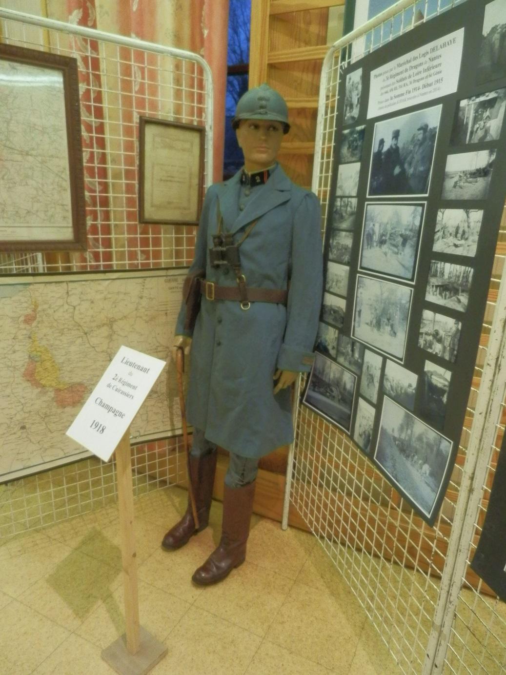 Exposition Château-Thébaud dans la Grande-Guerre 671264PB101917