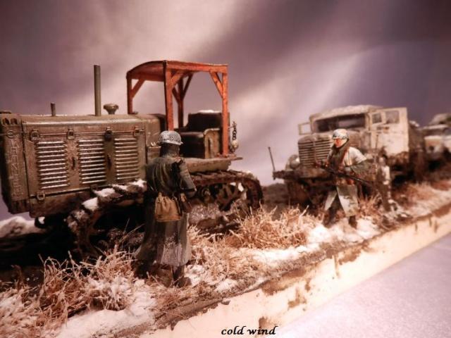 blitz - dio cold wind,tracteur russe S-65,bussing et blitz, 671415PA110029