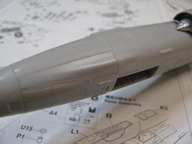 DUO: F-104N (NASA) + F-104G (BAF) Hazegawa 1/48  671659IMG_3360