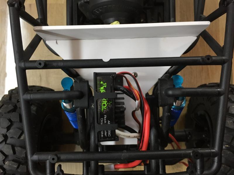 Jeep Rubicon Wraith New Bright 6719072715