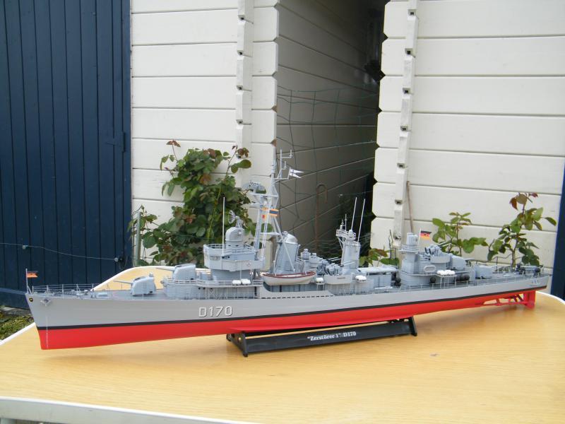 Destroyer Fletcher-Class au 1/144 67192320110723bartjeanjvido0190