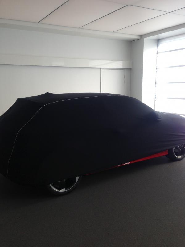 Audi A3 S Line TDI 150 3 portes rouge Misano 671991photo2