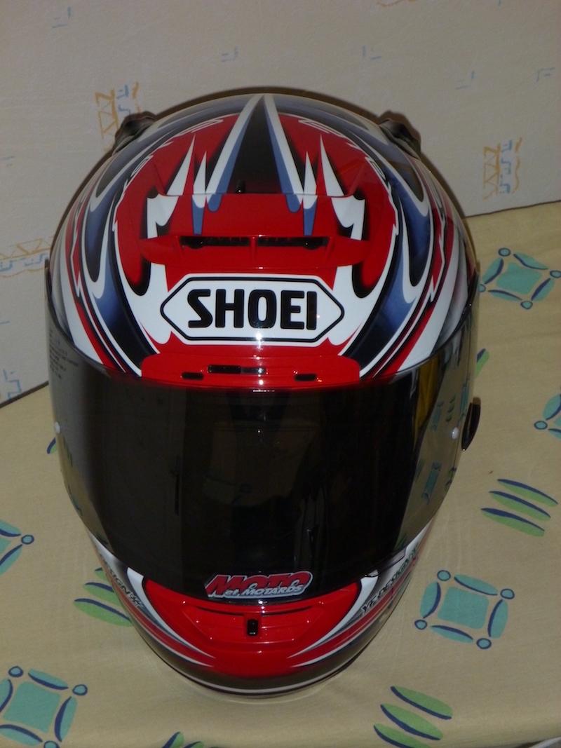 Casque Moto Shoei XSpirit 1 XS 54/55 672183Fichier004