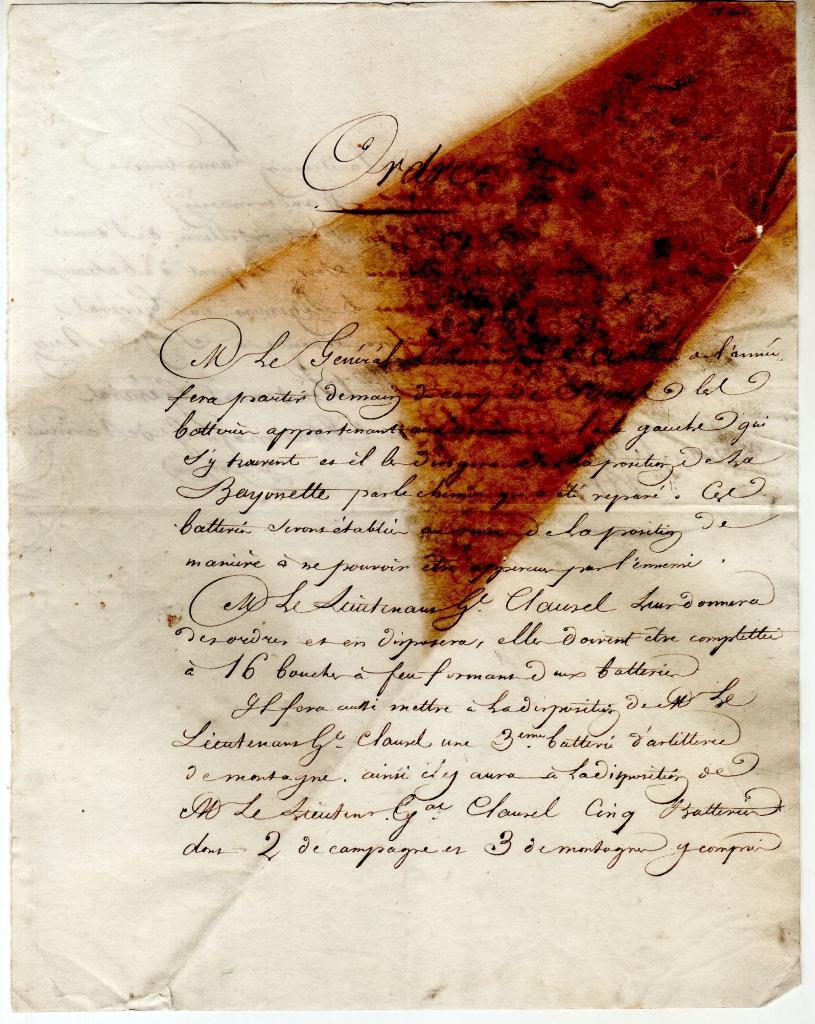 la campagne de 1814 : Sud Ouest de la France 673428scan32