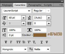 [Apprenti] Effet de texte simple & glamour 674005effettexteglamour9