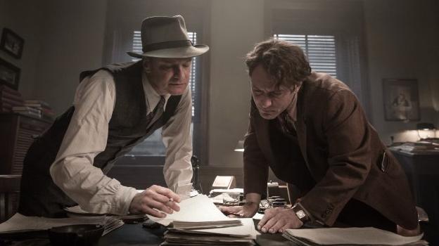Genius, avec Jude Law et Colin Firth 674598Sanstitre