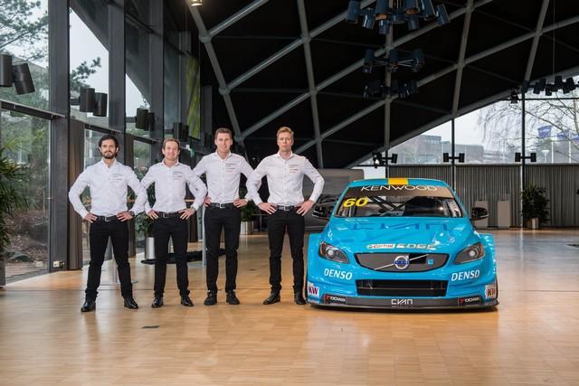 Polestar Cyan Racing vise le titre mondial avec un programme WTCC renforcé 675082204571PolestarCyanRacing2017