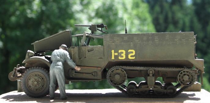 Half-track M4 mortier Dragon 1/35 675087modles117008
