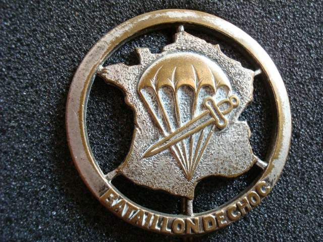 LES INSIGNES DU BATAILLON DE CHOC 1943/1963. 676755N27BretDrago