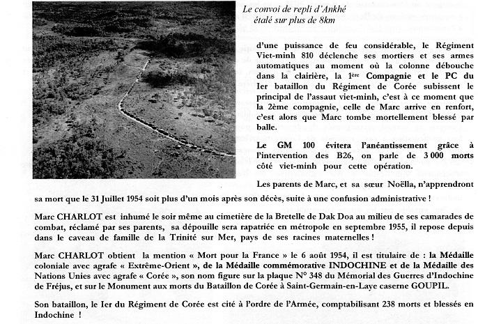 Soldat Marc CHARLOT MPLF le 28 Juin 1954 Régiment de Corée/GM100 677347img489Copie
