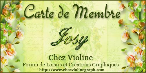 Carte de membre - Page 4 678735Josy