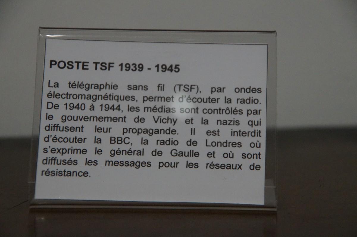 [ Histoire et histoires ] Musée de la résistance et du combattant à Montauban 678808DSC07559