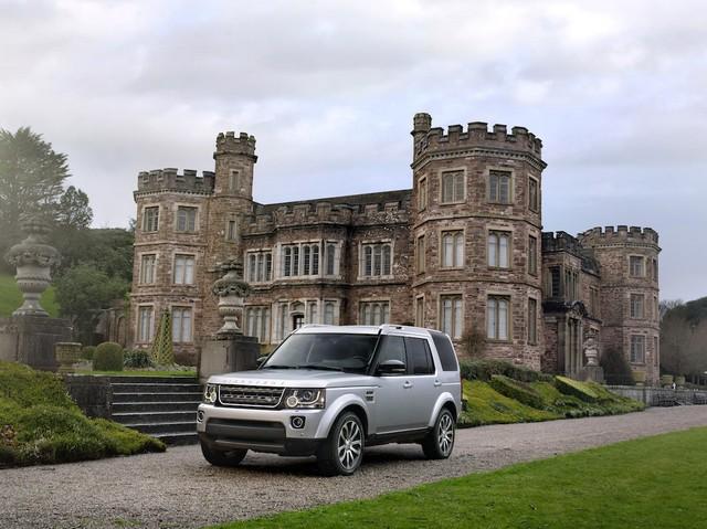 Land Rover célèbre les 25 ans du Discovery avec l'édition spéciale 'XXV' 678836landroverdiscoveryeditionlimitee5