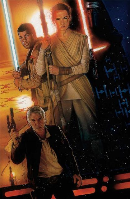 Star Wars : Le Réveil de la Force [Lucasfilm - 2015] 67957585w6