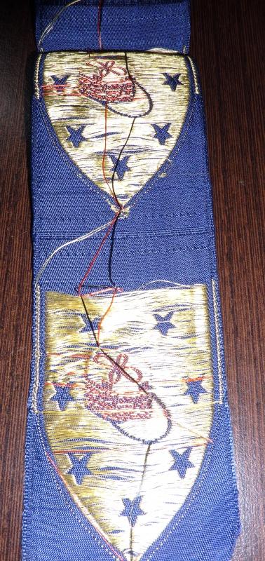 insigne tissu Pétain 679618P1000685