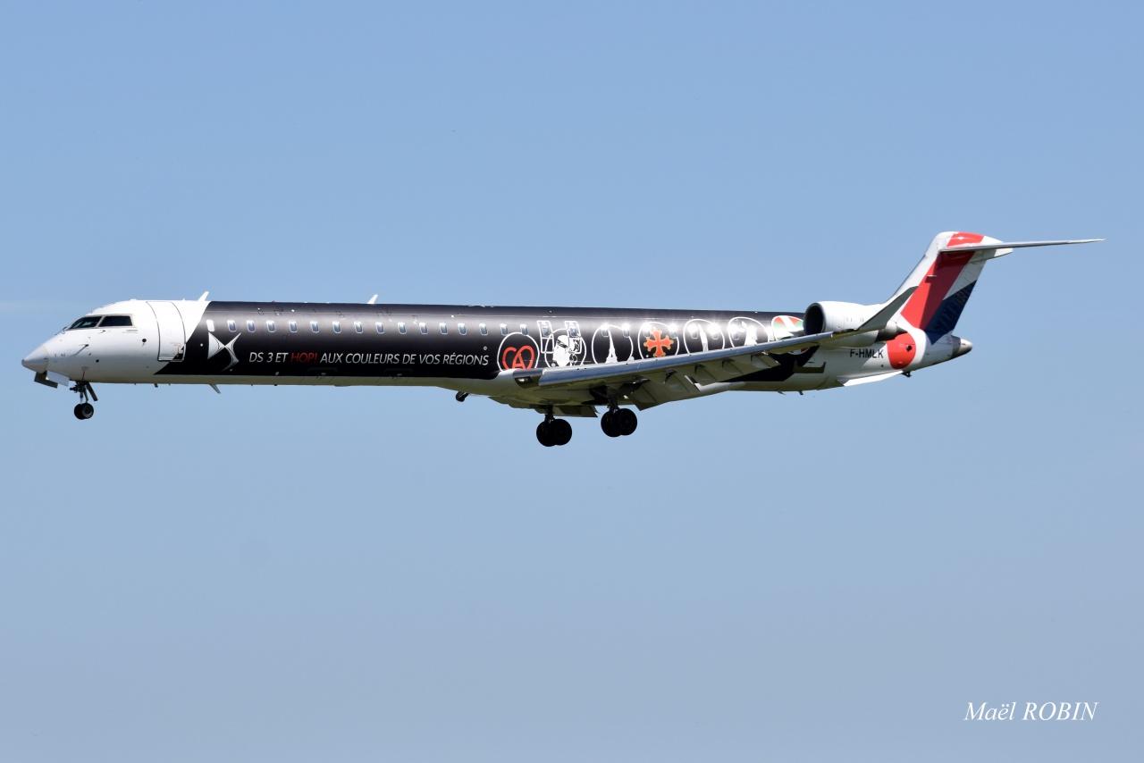 [13/05/2015] CRJ 1000 (F-HMLK) HOP LIBVREE SPE DS 679656DSC0135