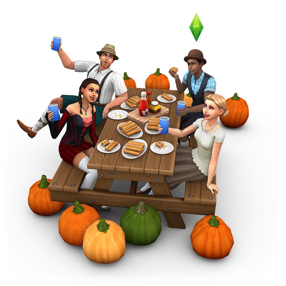 Les Sims 4 Accessoires effrayants [29 septembre 2015] 679838render