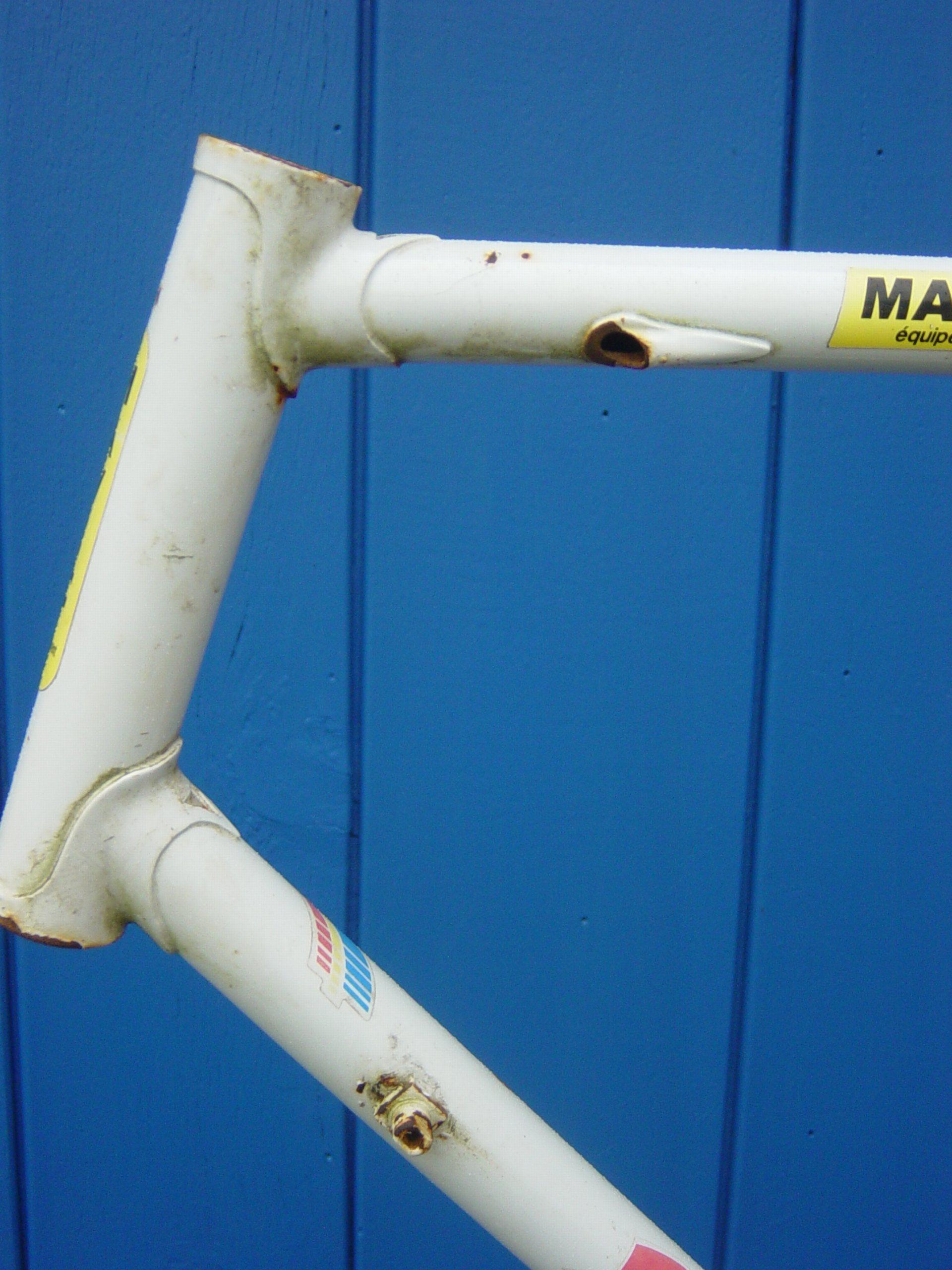 Vélo RAZESA - BANESTO 1991 680107direction