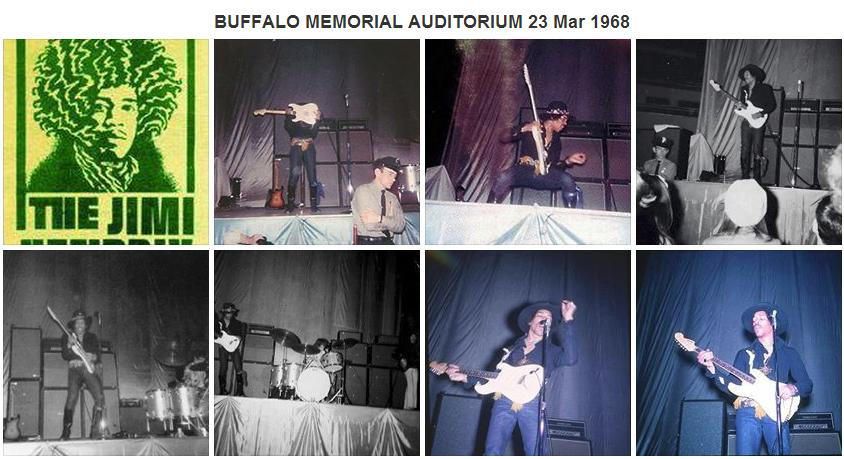 Buffalo (Buffalo Memorial Auditorium) : 23 mars 1968  680272buffalo
