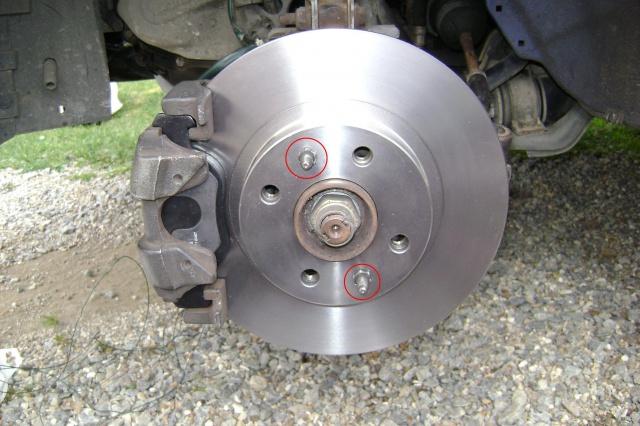 [QUESTION] Vis concentrique sur les disques de frein 680324disqueneufmont