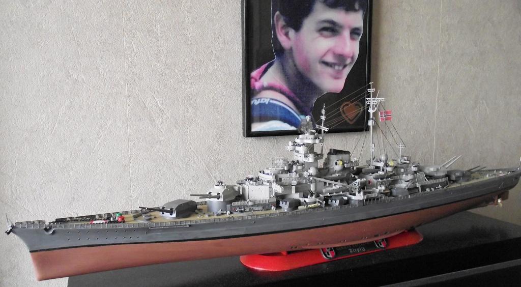 Tirpitz Revell au 1/350° 680863TipitzRevell1x3505