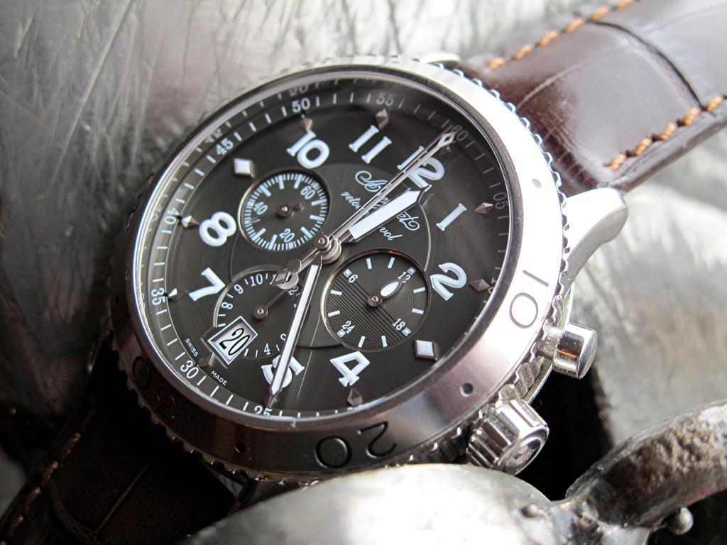 La montre du vendredi 20 mars 680900Breguetprintemps