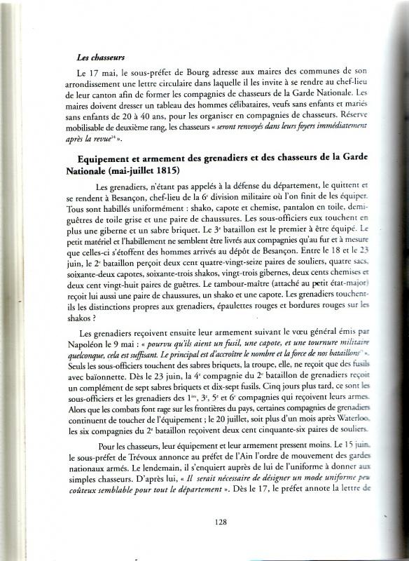 Les derniers feux de l'Empire, Campagne de France 1815 681011SanstitreNumrisation05a