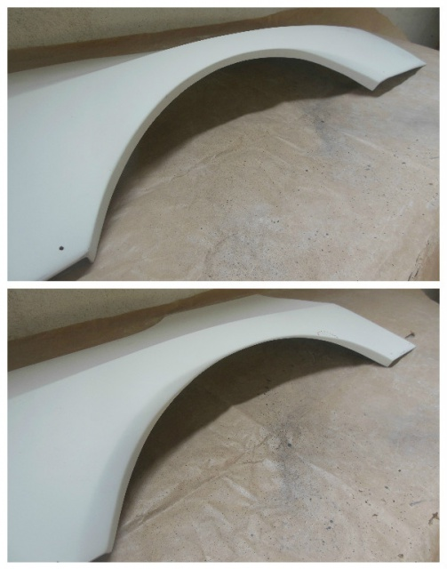 Mazda RX7 FC3S (restauration et preparation street) - Page 5 681300Fender1