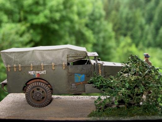 M3 Scout Car - Zvezda 1/35 681860modles31022