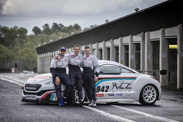 Un Week-end Perché Pour Les Rencontres Peugeot Sport ! 681899554e1558dca40