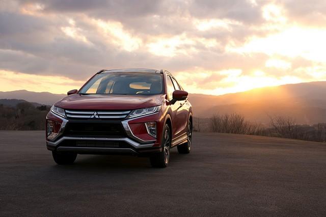 Mitsubishi Motors présentera son SUV compact Eclipse Cross en première mondiale au salon international de l'automobile de Genève 2017 - Mardi 28 Février 2017 682151img017