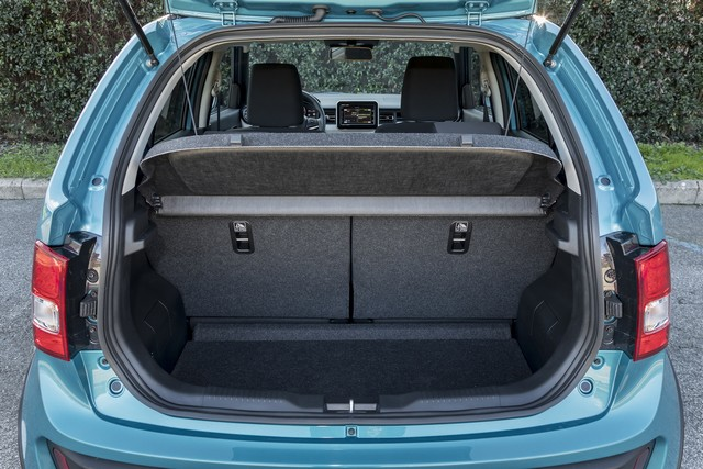 Suzuki IGNIS, Le nouveau SUVultra compact  682214Suzukiignis30
