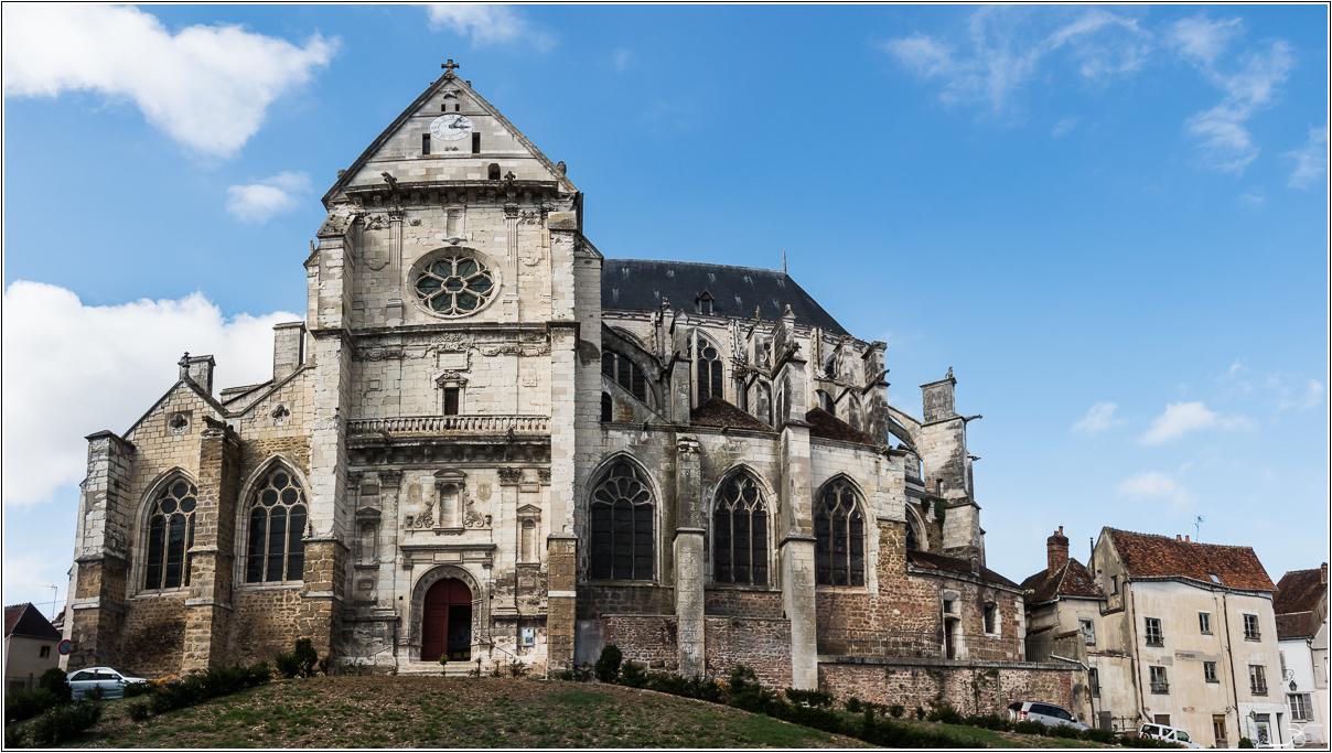 St Florentin: l'église 682478LR6DSC05214Panorama