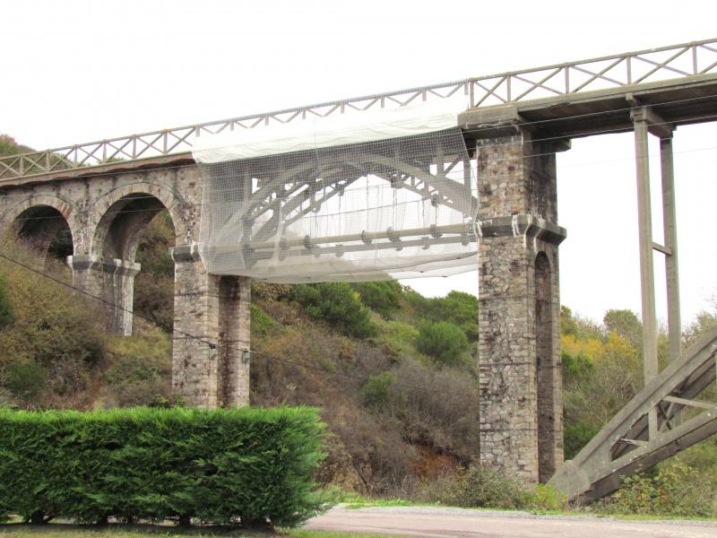 Chemin de fer des Côtes du Nord - le viaduc de Caroual (Erquy) 682796IMG6524