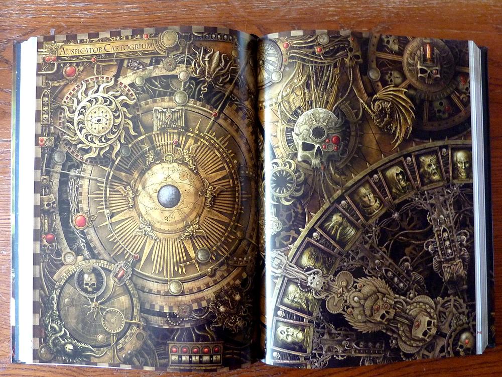 Le Livre de Règles de Warhammer 40,000 - V6 (Topic officiel) 683090Livre4