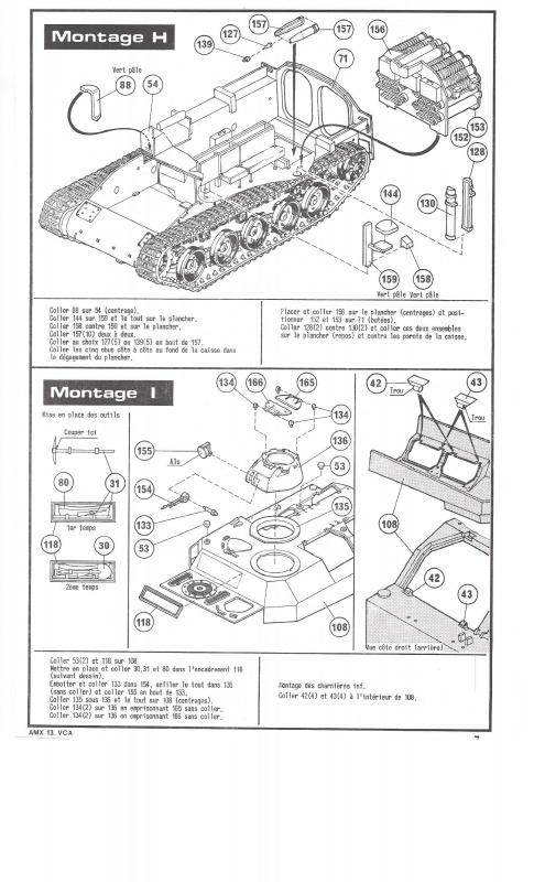AMX 13 VCA 1/35ème Réf L 786 683726VCA007