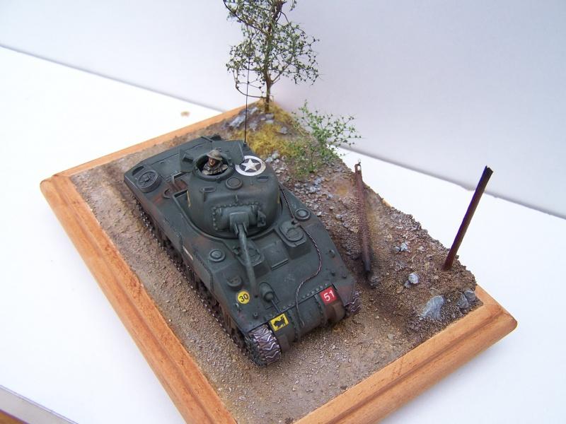 Sherman mk1  Normandie 1944 683996sherman1c026