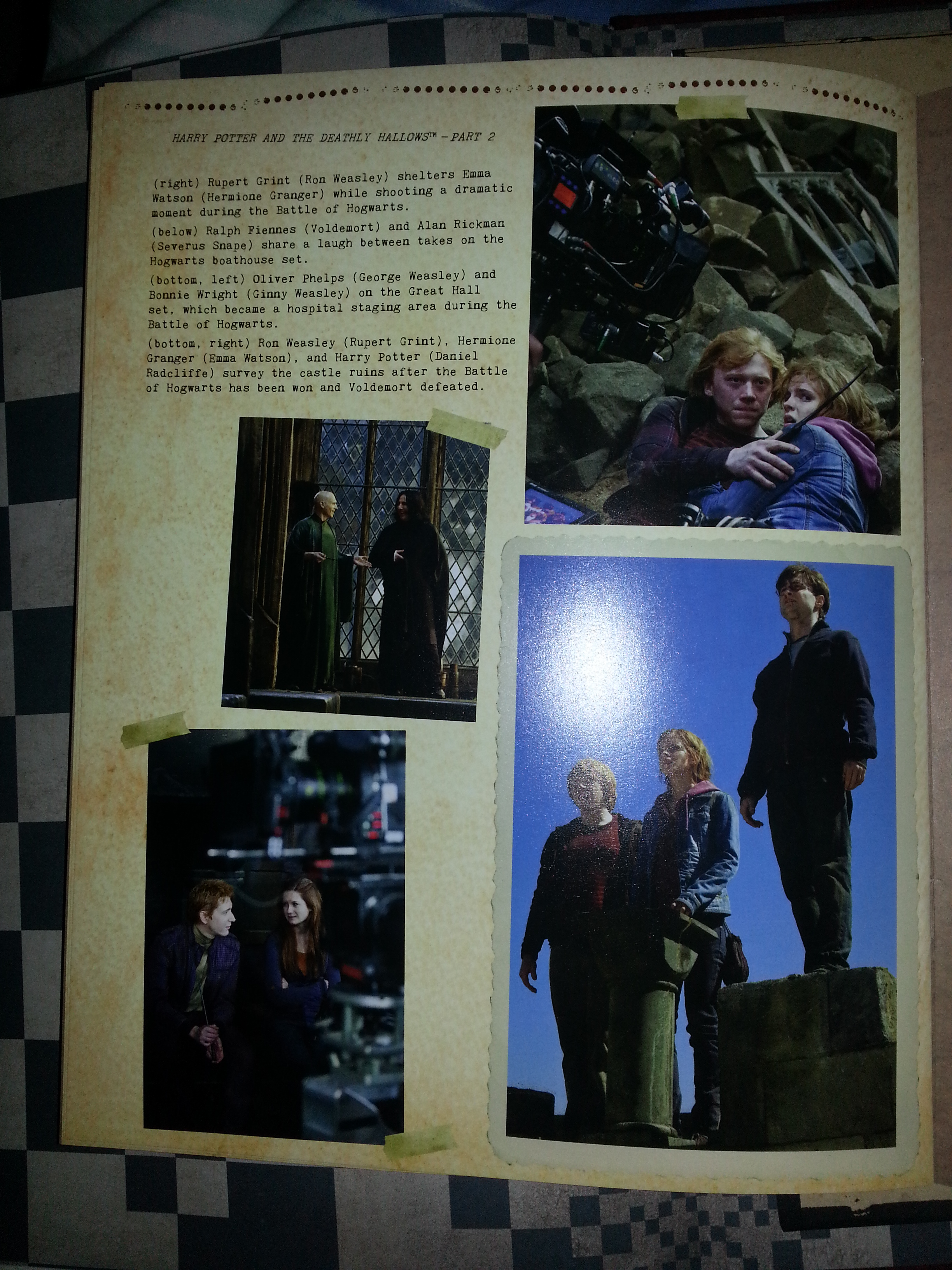 """Livre """"La magie des films 2"""" - Page 2 68570520121105183538"""