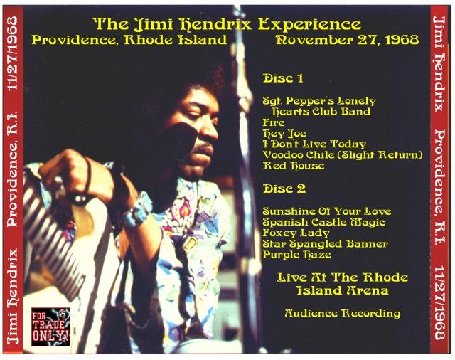 Providence (Rhode Island Auditorium) : 27 novembre 1968  687951681127Providence02