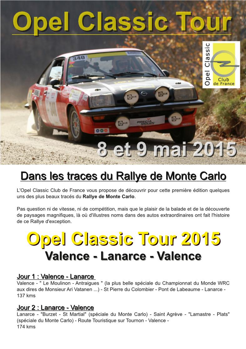 [07][8-9 mai 2015] Balade Opel Classic Tour  688779OCT2015page001