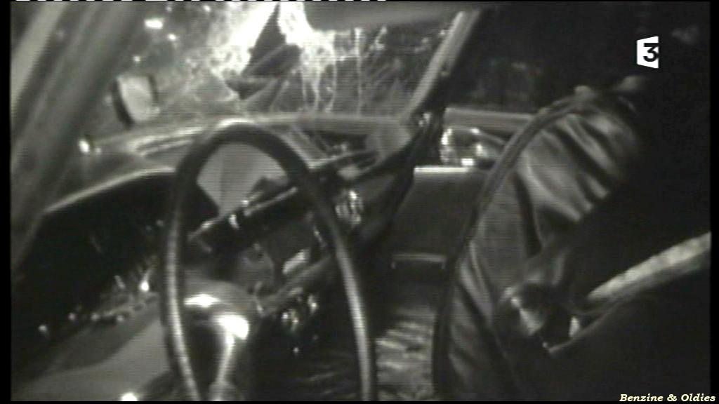 très rares photos de l'accident de Johnny Hallyday et Sylvie Vartan le 20 février 1970 à bord d'une Citroën DS 689500citroendscrashjohnny02